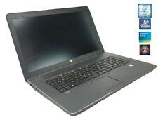 HP ZBook 17 G3 i7-6820HQ 16GB RAM 512GB SSD 17,3 FHD IPS QUADRO M1000m Fingerpri
