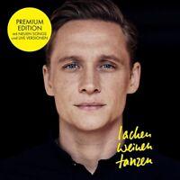 MATTHIAS SCHWEIGHÖFER - LACHEN WEINEN TANZEN (PREMIUM EDITION)  2 CD NEU