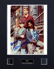 Ghost Signed Photo Film Cell Presentation