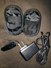 Plantronics Explorer 210 Wireless Bluetooth Black Earpiece + AC Charger & Case