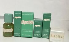 La mer travel set of 6 / cleansing fluid/ radiant infusion/ eye balm/ and more