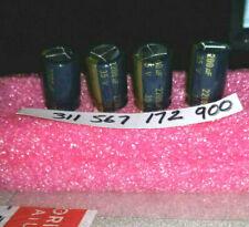 YAGEO 1x 4,7µf 250v-ø10x15mm sec 105 ° C u345 Elko, elettroliti canalizzatore