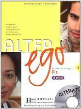 Alter ego 1. Méthode de français: Alter ego 1. Kursbuch ... | Buch | Zustand gut