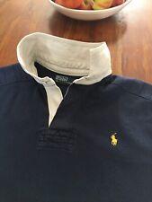 Ralph Lauren Rugby Shirt Xxl 2xl 27 Inch Pit To Pit