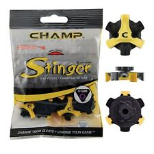 Champ Scorpion Stinger Golf Cleats with Q-Lok, 16 Cleats