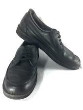 Aravon New Balance 9.5 C Narrow Black Oxfords Apron Toe Vibram Soles 16708N9 USA