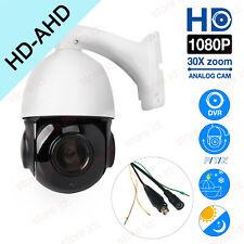 New 36X Zoom AHD 4in1 SONY CMOS PTZ Pan Tilt Speed Dome Camera 1080P CCTV Camera