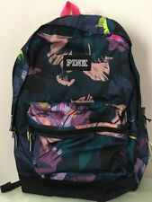 Victoria's Secret PINK CAMPUS Backpack PALM NEW!! 2017 New~Fast Ship!!!