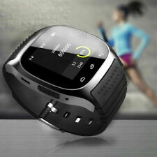 M26 Pulsera Impermeable Bluetooth Reloj Inteligente para Android HTC Samsung iPhone IOS