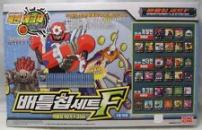 TAKARA ROCKMAN EXE AXESS (MegaMan) Battle Chip Set F (OS-03,OS-04,OS-06) for PET