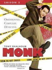 MONK-SAISON 2 - 4 DVD NEUWARE SHALHOUB.TONY