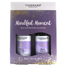 Tisserand Aromatherapy Mindful Moment Real Calm Bathtime Collection