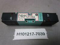 Numatics 120 Psi Solenoid Valve With (2)24VDC Coils 062BA415M