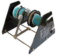 Fishing gear Rack and Reel, Line winder, Spooler loader, Spool holder, dispenser