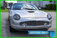 2004 Ford Thunderbird HARD TOP CONVERTIBLE  - FREE SHIPPING SALE!