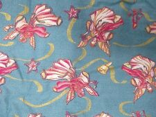 Christmas Angels Cotton Quilting Fabric 2 Yards