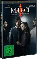 MEDICI - MASTERS OF FLORENCE COMPLETE SEASON 3 THIRD SERIES NEW REGION 2 DVD PAL