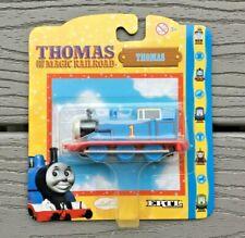 "VINTAGE 2000 ERTL BRITT ALLCROFT ""THOMAS THE MAGIC RAILROAD"" THOMAS  # 34360 F/S"