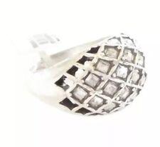 Brighton LIFE'S JOURNEY Swarovski Crystals Ring Size 6 Clear NWT  J61812
