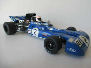 F1 1/18 Tyrrell Exoto