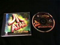 PC COMPUTER GAME COMPLETE ATARI ARCADE HITS