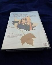 The Garden of the Finzi-Continis (DVD 2001)  A Vittorio De Sica Film New!