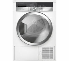 Grundig GTN39250GCW 9kg Heat Pump Tumble Dryer A++ Energy Rated White Sensor Dry