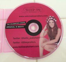 Sleep In Rollers DVD Tutorial Hollie Wakeham
