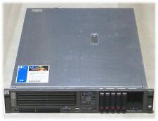 HP ProLiant DL380 G5 2x Xeon Quad Core E5345 2,33GHz 16GB 5x 72GB 2x PSU Server