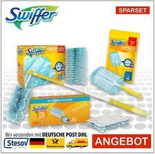 Swiffer Starter-Set Staubmagnet + XXL mit Teleskopstab + 20er MEGAPACK Tücher