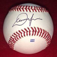 Devon Travis Toronto Blue Jays Autograph Signed Baseball