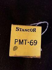 """Stancor PMT-69 Schematic Vintage Standard Transformer Corp. """"B"""""""