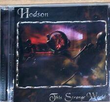 Hodson – This Strange World 2004 CD  / CDM 0804-1985