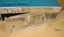 1969 Pontiac Fullsize Nos Cornering Lamp Lens Left Hand, 5961541(Fits: Pontiac)