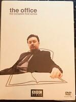 The OFFICE: BBC Version Starring Ricky Gervais ; Complete First Season  BN DVD