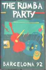 RUMBA PARTY  BARCELONA 92   NEW-SEALED    CASSETTE