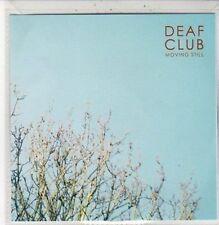 (DC627) Deaf Club, Moving Still - 2012 DJ CD