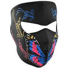 Zan Headgear Neoprene Full-Face Mask, Butterfly