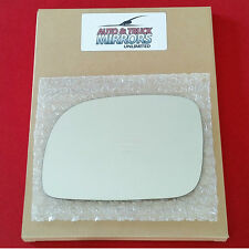 NEW Mirror Glass + ADHESIVE CARAVAN VOYAGER VAN Driver Left Side -  AUTO DIM