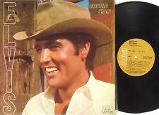 Elvis Presley-Guitar Man LP 1981 RCA Victor Original Australian issue-APL1 3917