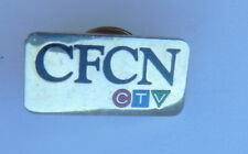 CFCN TV CTV Television Lapel Souvenir PIN