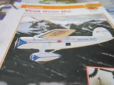 Fliegen 1: Karte 31 Lockheed Vega Winnie Mae Leichter Transporter