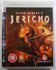 Jericho komplett in OVP Sony Playstation 3 PS3 NEU NEW SEALED eingeschweißt
