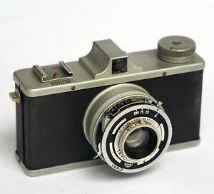 Leidox  I  4x4  Rollfilm  127  Leidolf  Wetzlar  1949  Triplet  3,8/50  1m-∞