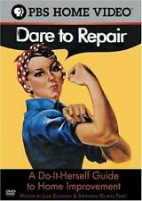 Dare to Repair - Do It Herself Guide to Home Improvement - DVD - VERY GOOD