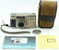 [N Mint in Case] Contax TVS Film Camera Vario Sonnar 28-56mm F3.5-6.5 from Japan