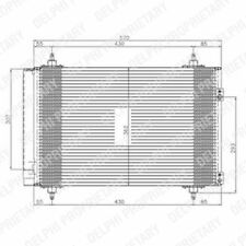 Klimakühler Kondensator Klimaanlage Citroen + Peugeot