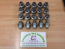 Land Rover Discovery 3  Alloy Wheel Nut OEM Set of 20  FK0352