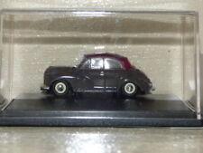 Oxford Diecast Morris Minor Convertible grey REF: 76MMC001