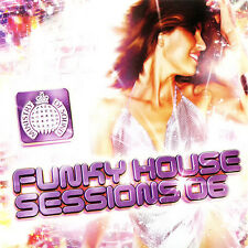 Ministry Of Sound - Funky House Sessions 2 Cd Set_ New CD
